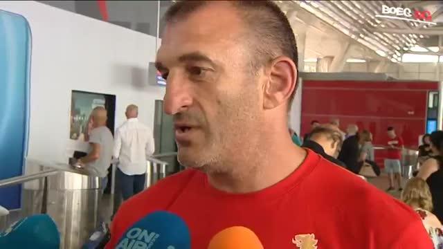 Треньорът на самбистите Васил Соколов: Доста се потрудихме (ВИДЕО)