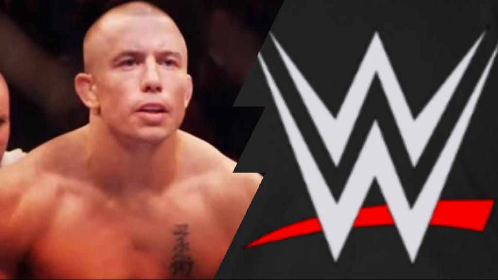 Джордж Сейнт Пиер е получил предложение от WWE