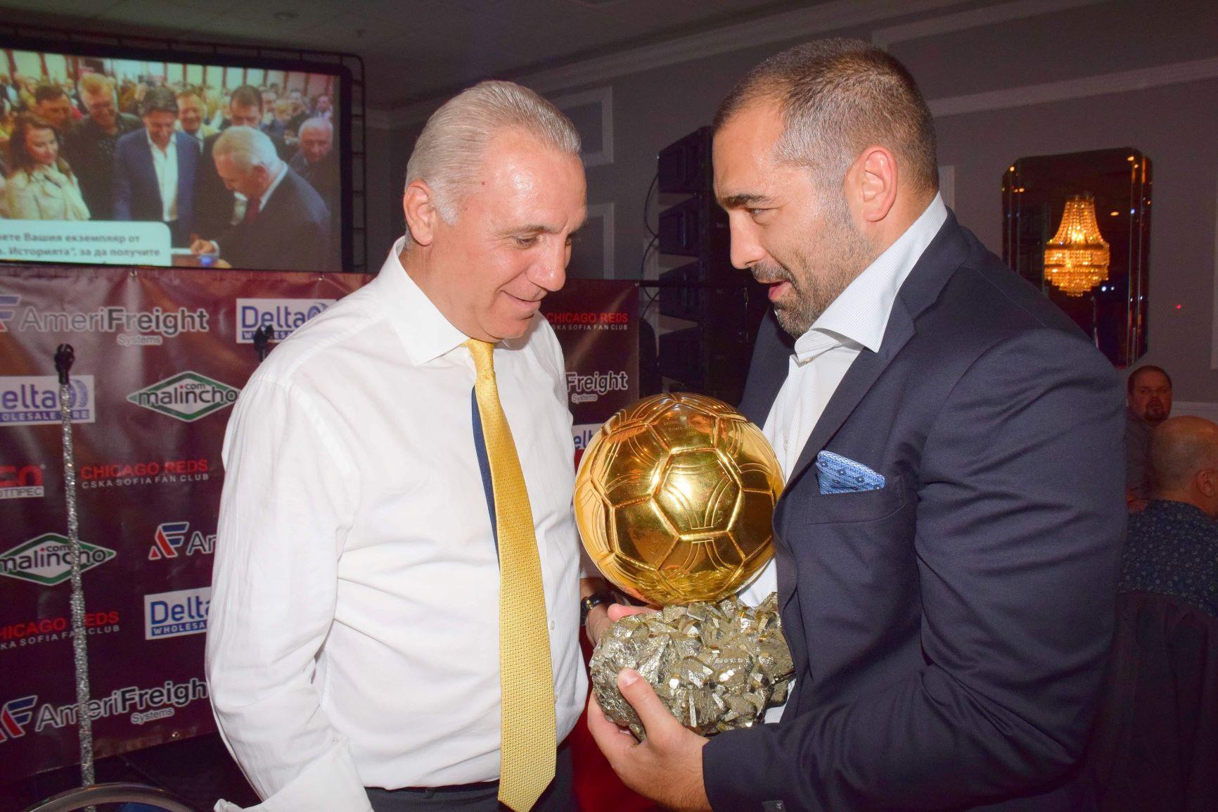 Багата: За мен е чест, че Христо Стоичков ще ме подкрепя срещу Туиваса