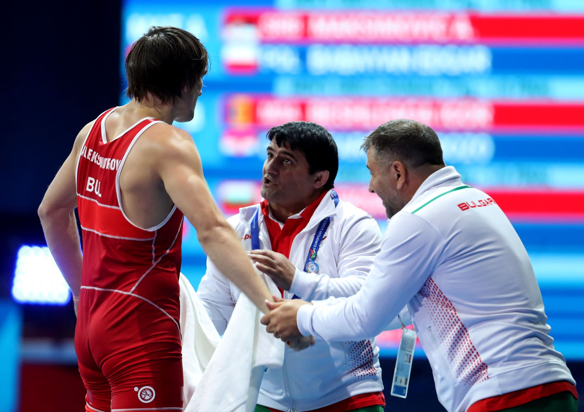 Даниел Александров изпусна шанса за бронз
