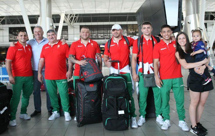 Свободняците с надежда за поне един медал от Минск