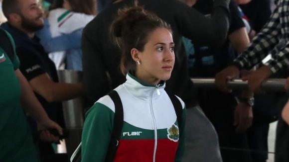 Първи медал за България от Минск