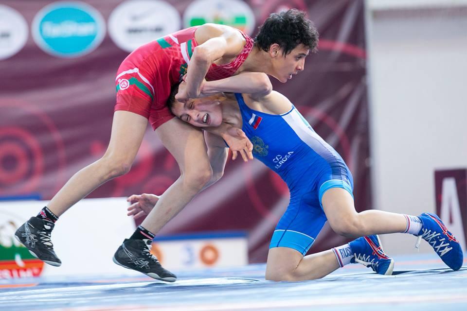 Едмонд Назарян ще се бори в малкия финал на Световното