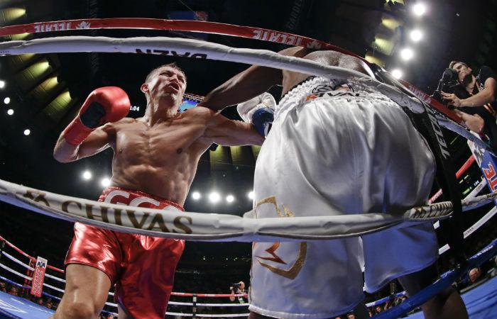 Генади Головкин отново на ринга през декември