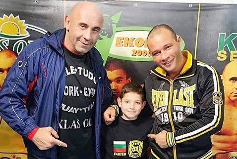 Станислав Бахчеванов иВладимир Вълев-Питбула поемат националния