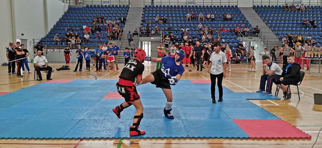 25 клуба участваха в първия международен турнир по кикбокс в Свиленград
