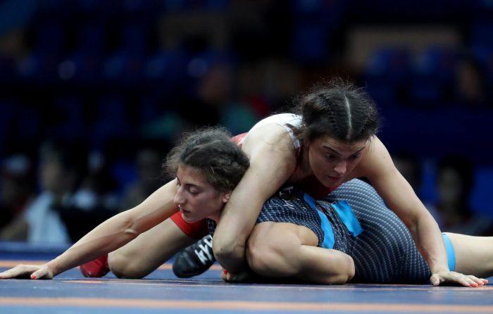 Тайбе Юсеин и Мими Христова на полуфинал в Беларус