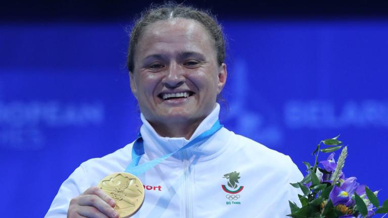 Мария Оряшкова: Горда съм, че съм българка!