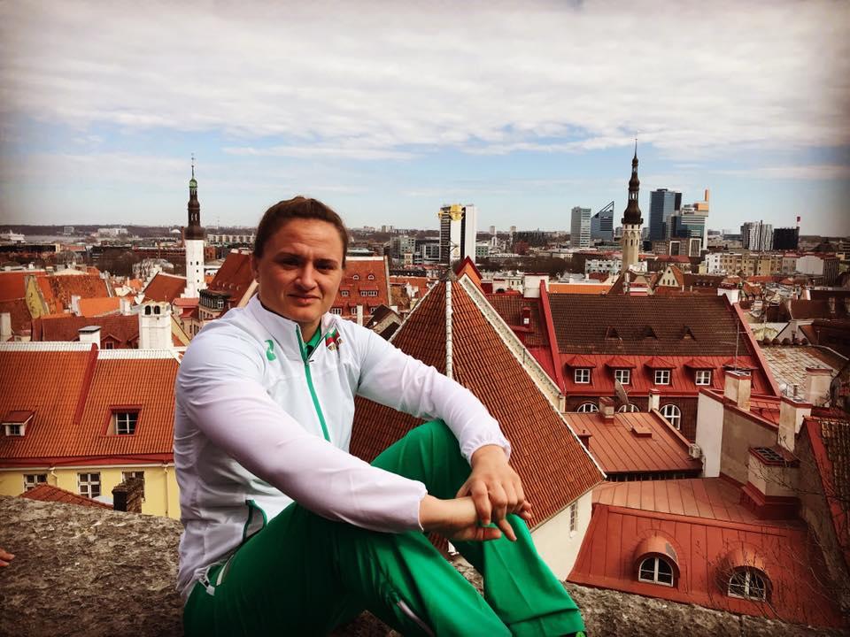 Оряшкова се бие за злато в Минск