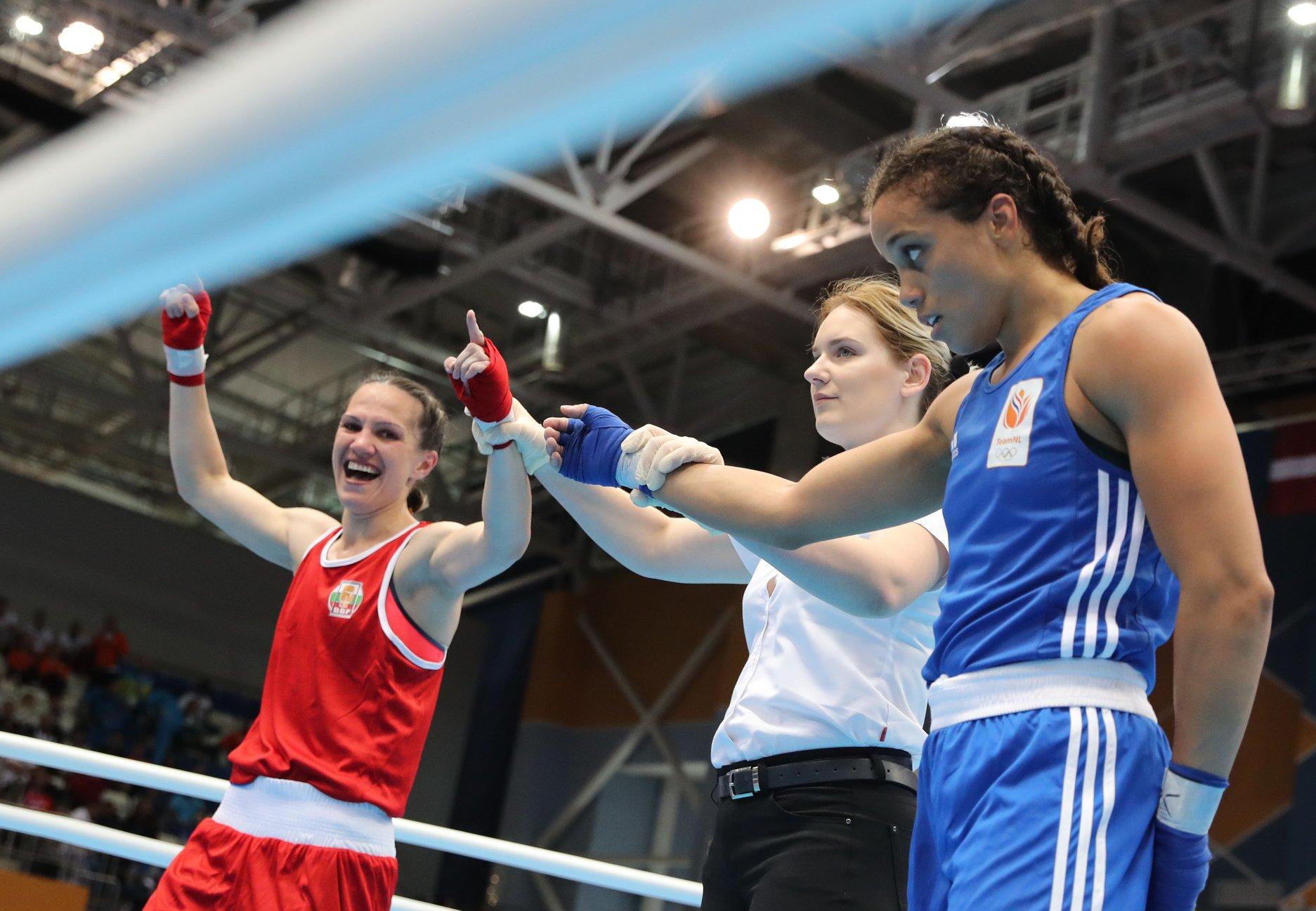 Станимира Петрова е на финал на Европейските игри!
