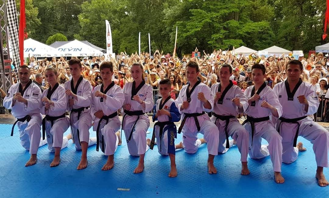 Правят таекуондо турнир на открито на името на д-р Валерий Найденов