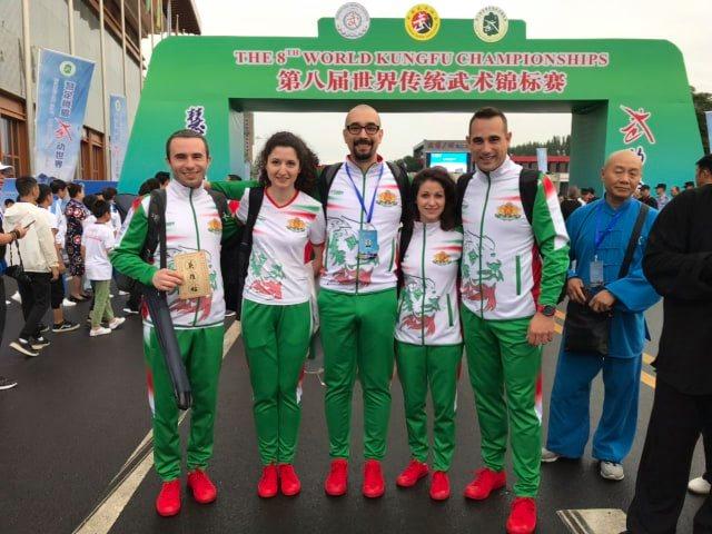 Три медала за България от световното по кунг фу