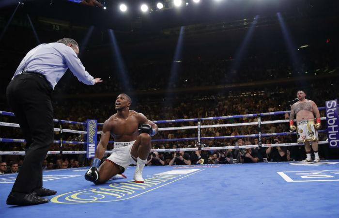 Треньор на Фюри: Джошуа е психически недоразвит боксьор