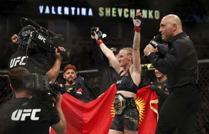 От Киргизстан с любов! Шевченко взе пореден скалп в UFC