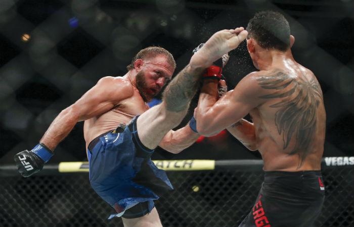 UFC обяви уникален мач за събитието във Ванкувър
