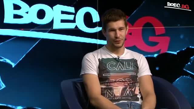 Владислав Генов: Не отстъпваме на най-добрите (ВИДЕО)