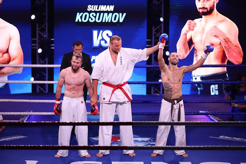 Петър Стойков спечели купата на SENSHI