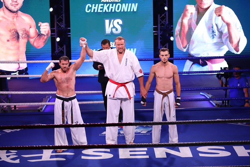 Шампион на SENSHI с победа в Москва