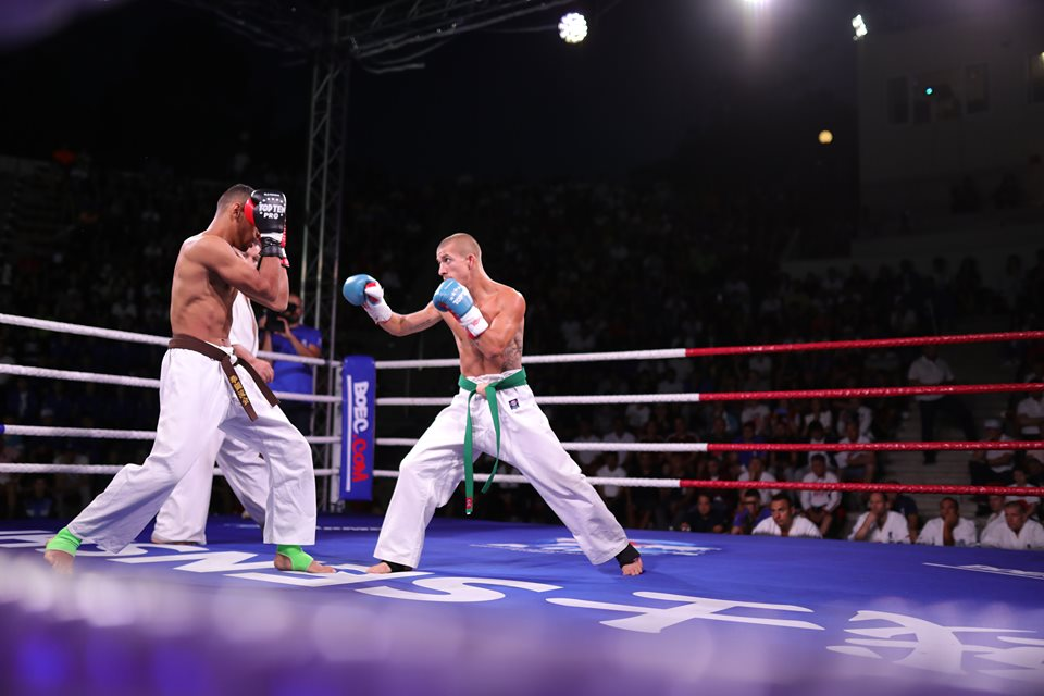 Здрава битка, но загуба на Георги Георгиев на полуфинала на SENSHI Cup