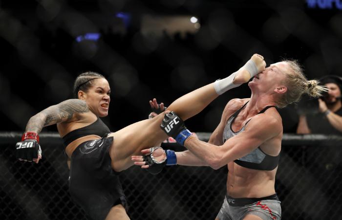 Аманда Нунеш срещу стара познайница на UFC 245