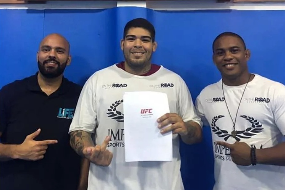 UFC си върна наказан за допинг