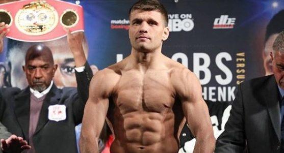 Одобриха Деревянченко за мач срещу Канело