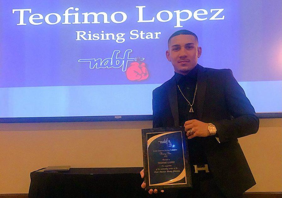 Дадоха на Теофимо Лопес мач за световната титла