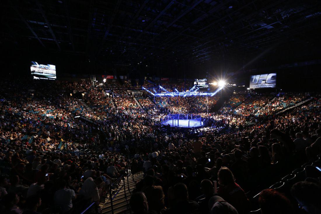 21 събития на UFC до края на годината