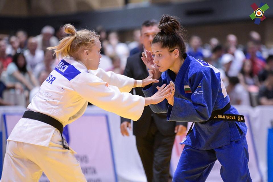 България с медали от Еврокупата по джудо в Сараево