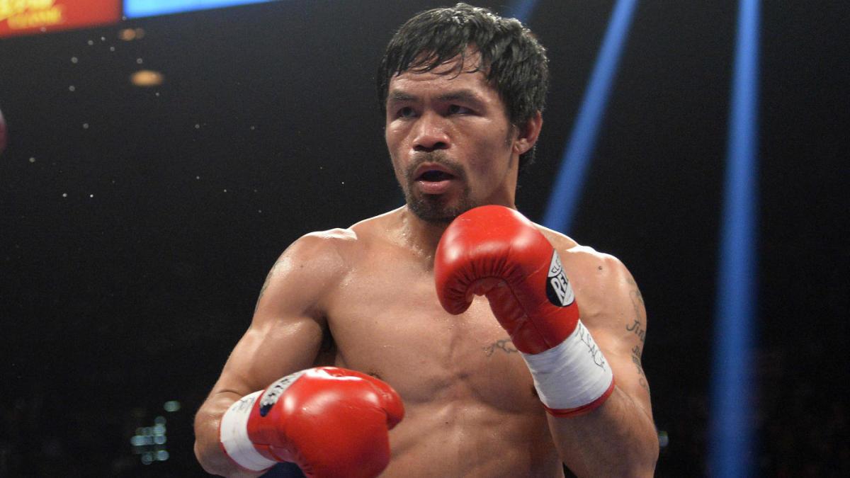 Пакиао: Пърнъл Уитакър беше много добър боксьор