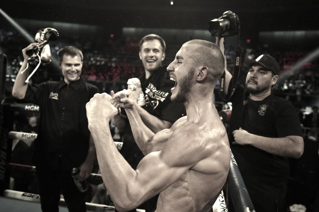 Фаталният последен бой на Максим Дадашев