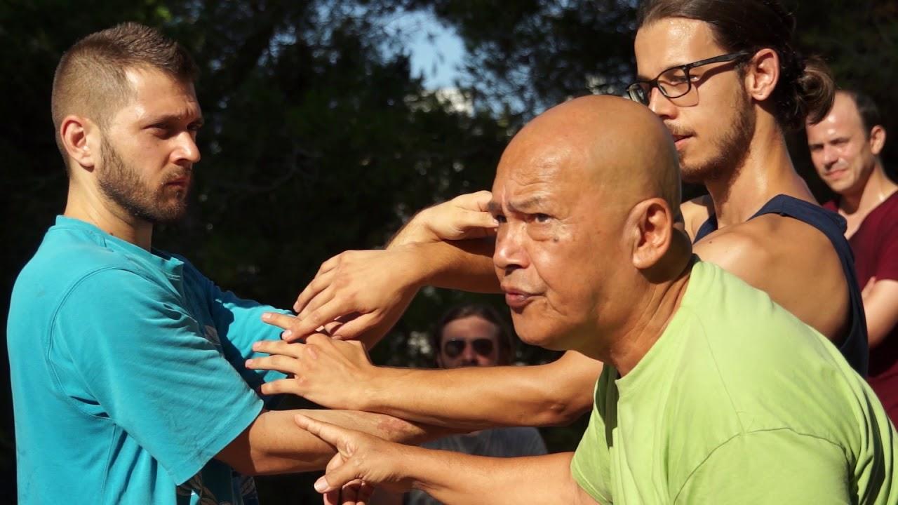 Световен майстор в бойните изкуства проведе двудневен семинар у нас