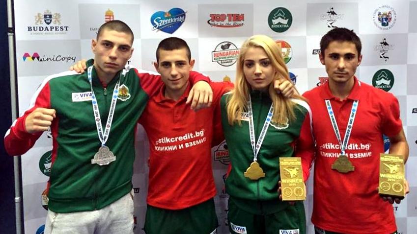 Полина Галинова пред Boec.BG: В бойните спортове се печели с любов