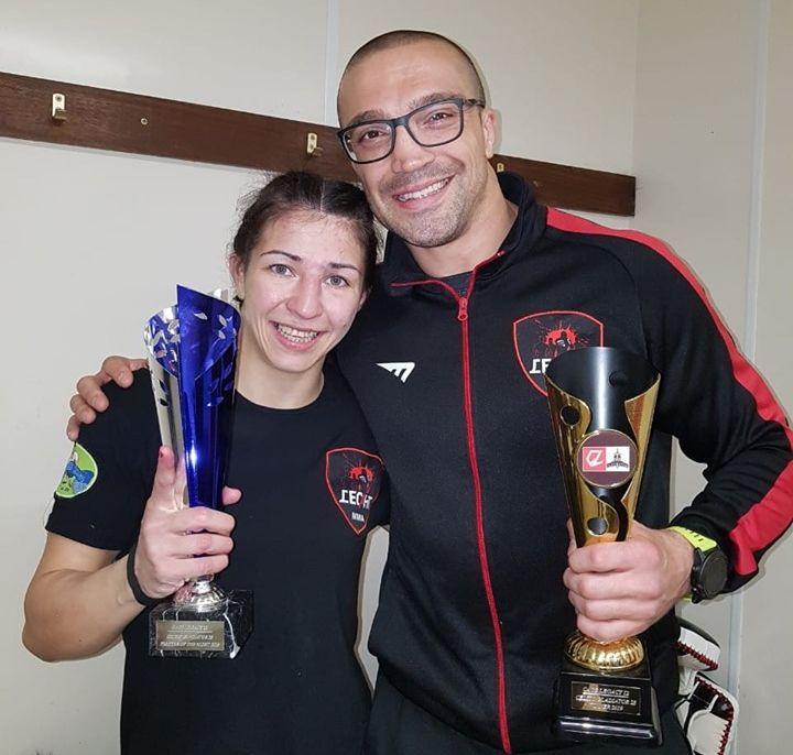 Българка ще се бие за титла в ММА