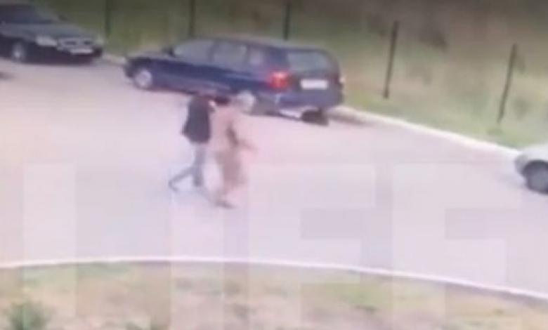 """Появи се страховито видео от убийството на """"шеф"""" на Ахмат (ВИДЕО 18+)"""