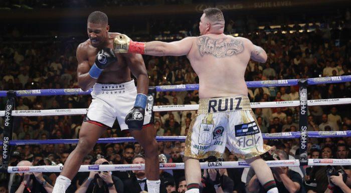 Огромен срив на платените гледания за бокс в Англия