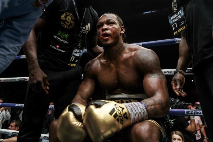 Антъни Ярд се завръща срещу боксьор с 48 загуби