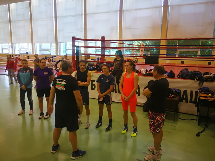 Националките по бокс с нов клип срещу агресията (ВИДЕО)