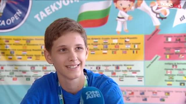 Кой е българският рицар в света на олимпийското таекуондо (ВИДЕО)