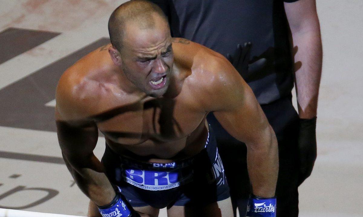 Еди Алварес: Костенурките нинджа ме мотивираха да се бия