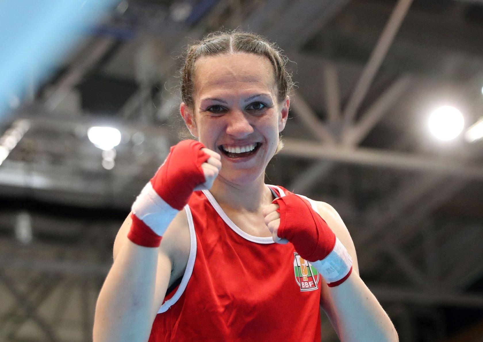Полуфиналът на Станимира Петрова – трети от вечерната сесия