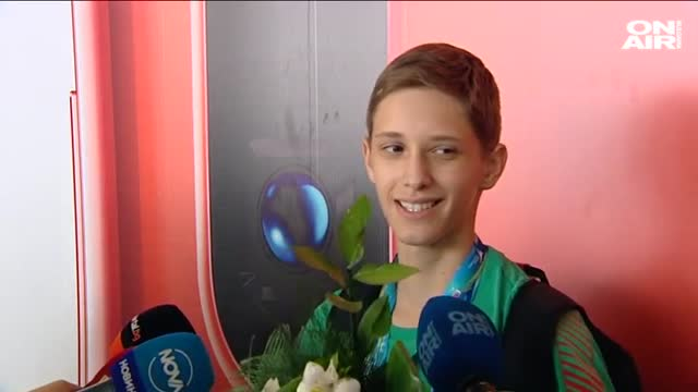Таекуондистът ни Денис Димитров оглави световната ранглиста