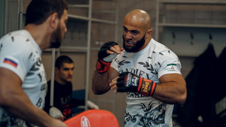 Яндиев няма да се бие с Пуна Сориано на UFC 242