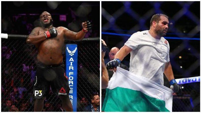 Багата срещу Дерек Люис на UFC 244