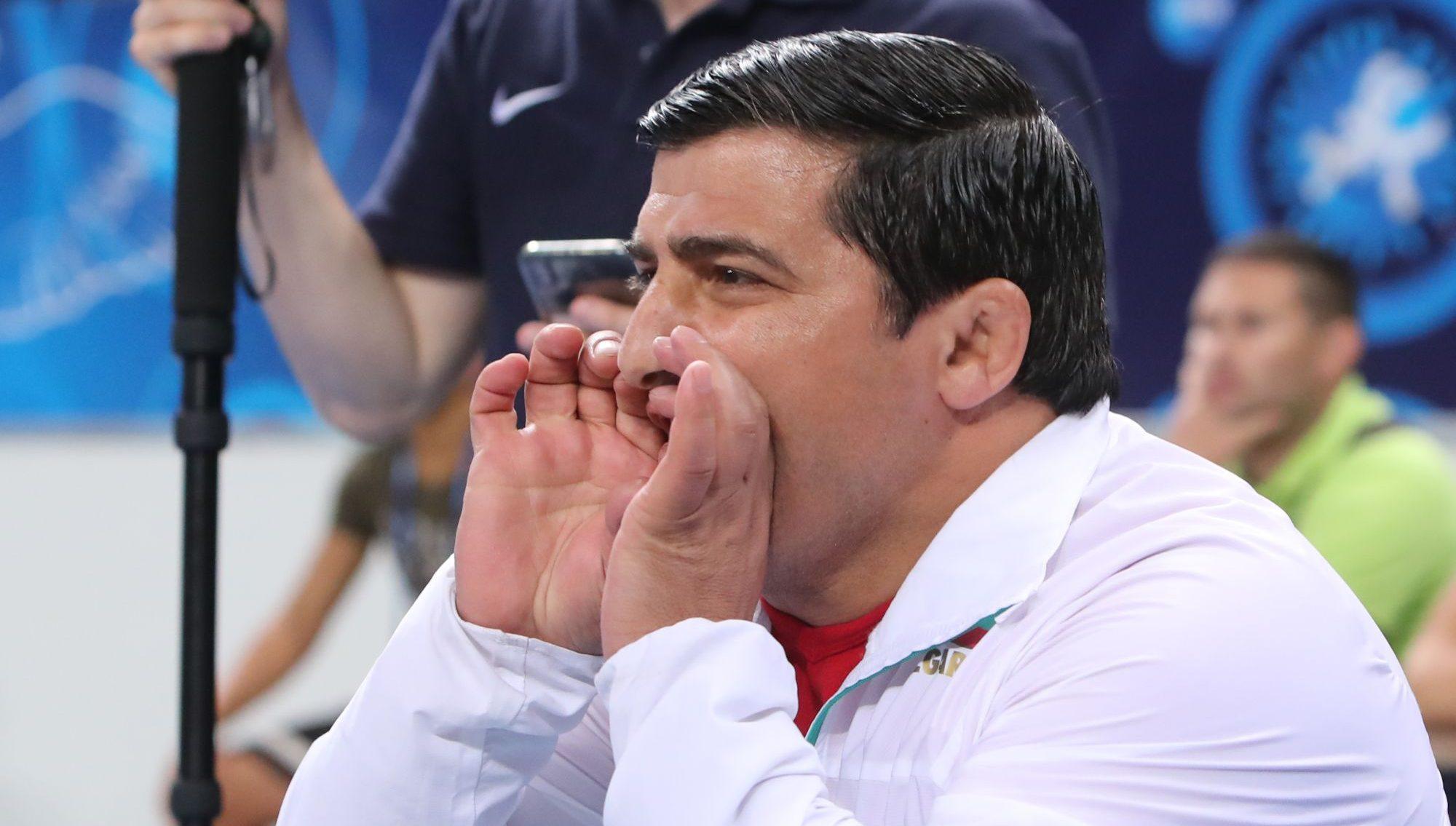 Армен Назарян: Ще се върнем с медали от Световното