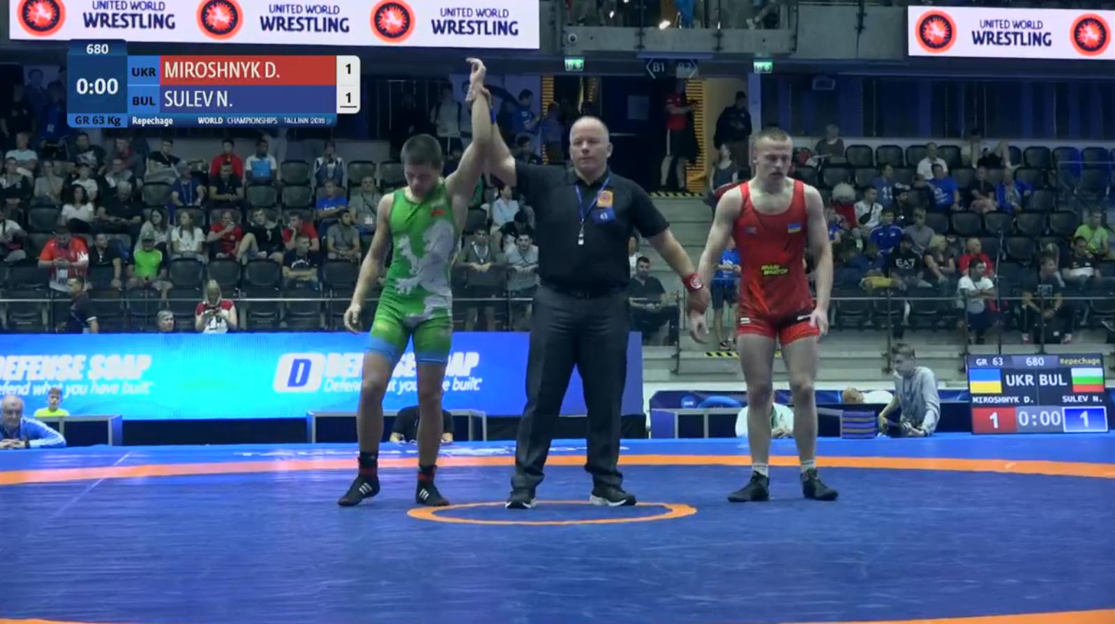 България с шанс за втори медал от световното по борба за юноши