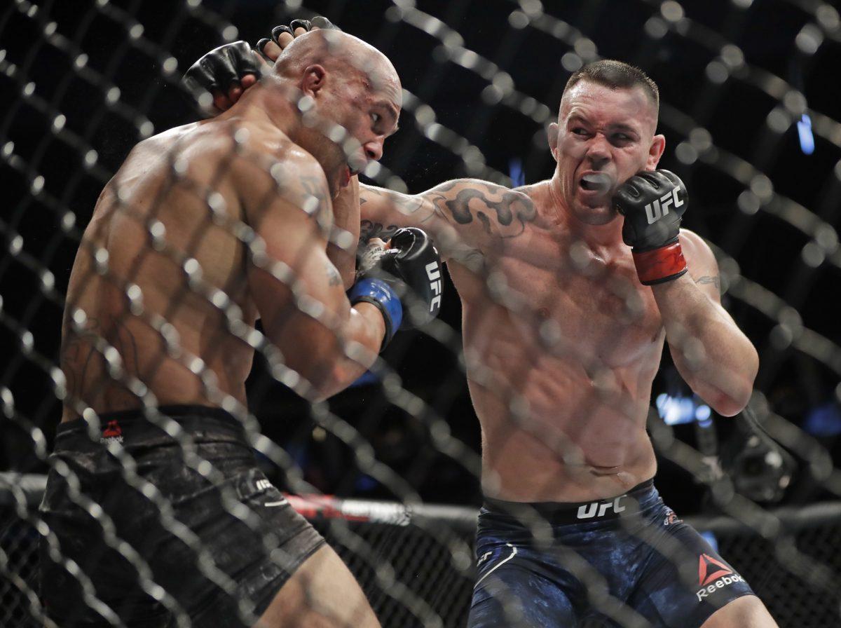 Калифорния охлади мераците на UFC
