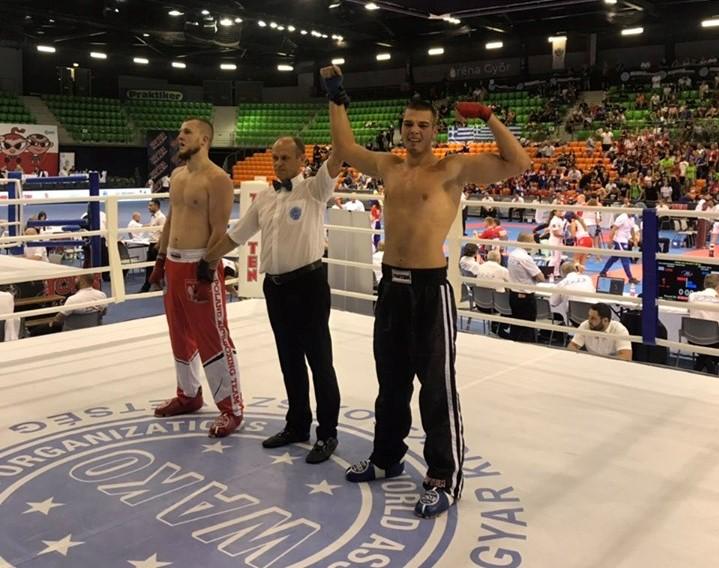 Европейска титла за България и в ринговите стилове
