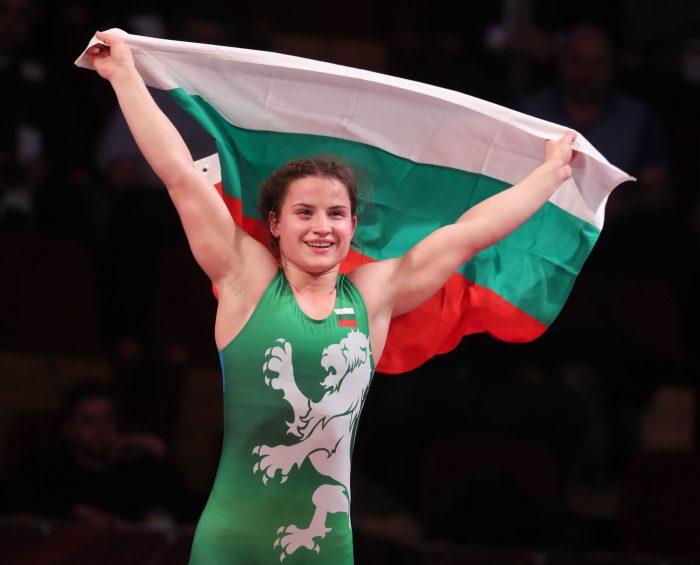 Дудова и Николова се трудят неуморно за Олимпийската мечта (СНИМКА)