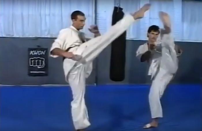 Поглед в миналото: Добрите стари правила на карате киокушин